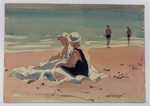 Image of [At the Beach]