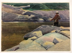 Image of [Fly Fishing]