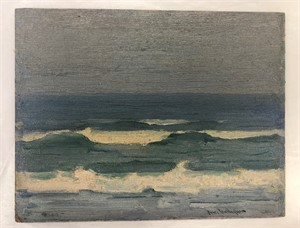 Image of [Untitled, Ocean Study]