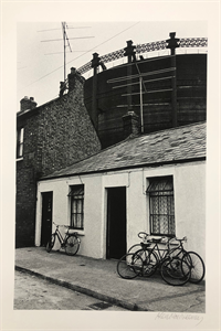 Image of Worker's Cottages by the Gasometer, Ringsend, Dublin