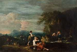 Cover image for Paintings